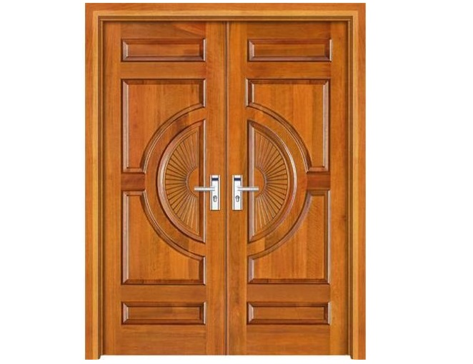 Doors Design: Sun Design Hand Carving Main Door Design Pid009