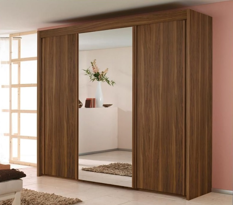 Wardrobe designs product design interior art designing for Sliding wardrobe interior designs