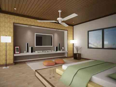 Amazing LCD Cabinet Design For Modern Bedroom