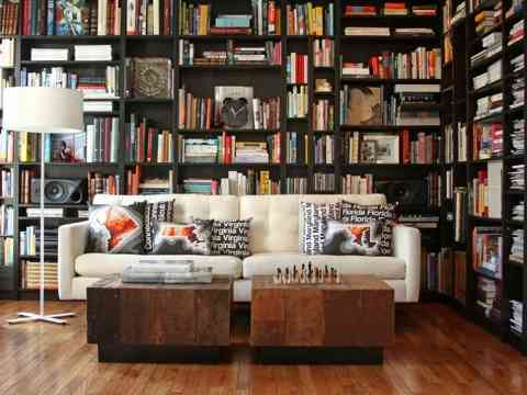 Beautiful Home Library beautiful library and study room design id800 - modern home