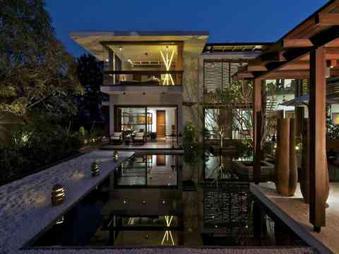 Beautiful Villa In Ahmedabad India