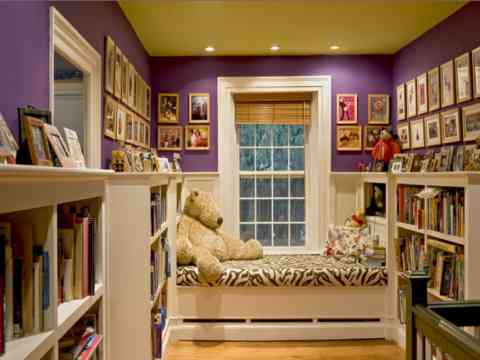 Kids Bedroom Library beautiful library and study room design id800 - modern home