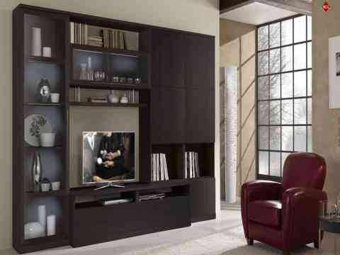 LCD Cabinet And Showcase Idea Design For Living Room