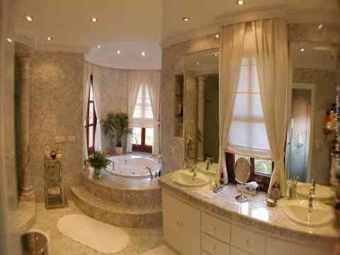 Art wall beautiful tiling bathroom design id384 luxury bathroom design bathroom designs - Luxury bathroom designs with stunning interior ...