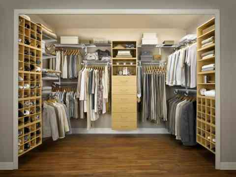 Modern Walk In Wardrobe modern walk in closet designs - wardrobe designs - product design