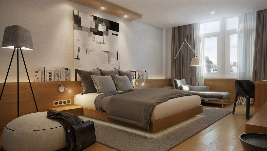 Beautiful bedroom art design id74 modern bedroom design for Beautiful rooms interior design