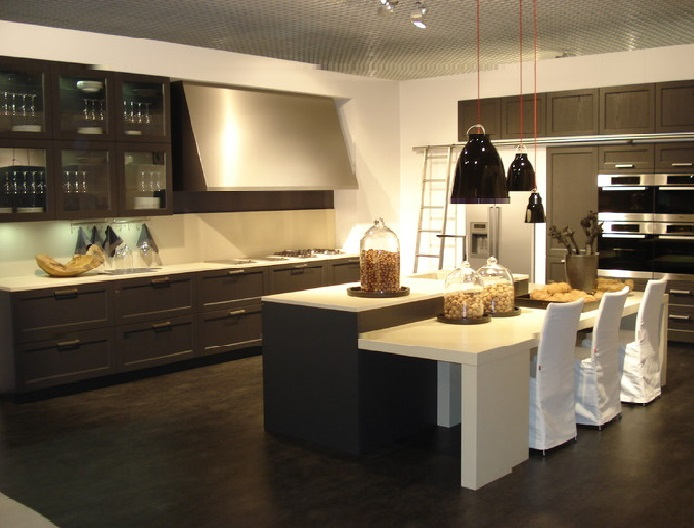 Contemporary Kitchen Cabinet Design Alno Id658 German Kitchen Cabinet Design Ideas Kitchen