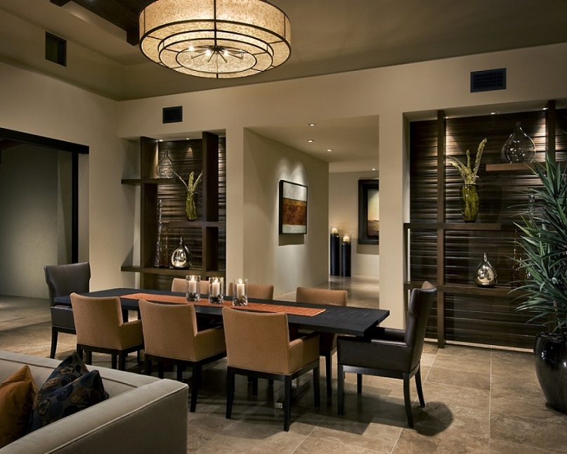 Cool Luxury Dining Room Design Idea Id448 Modern Luxury Dining