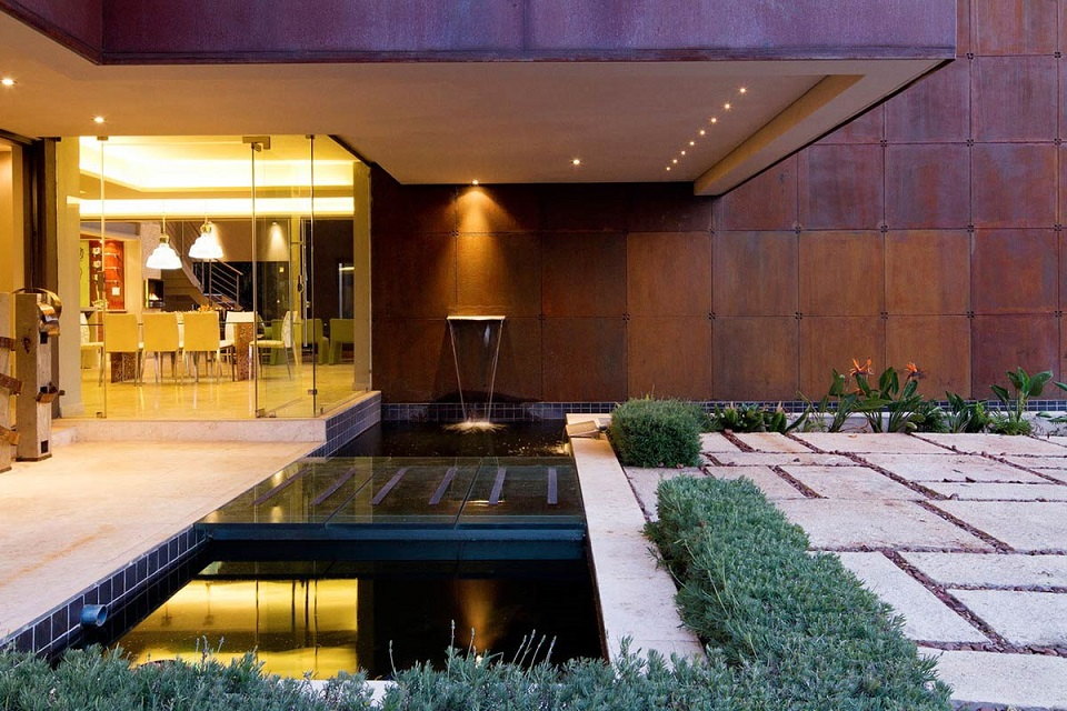 house the south african waterfall id283 elegant house design south