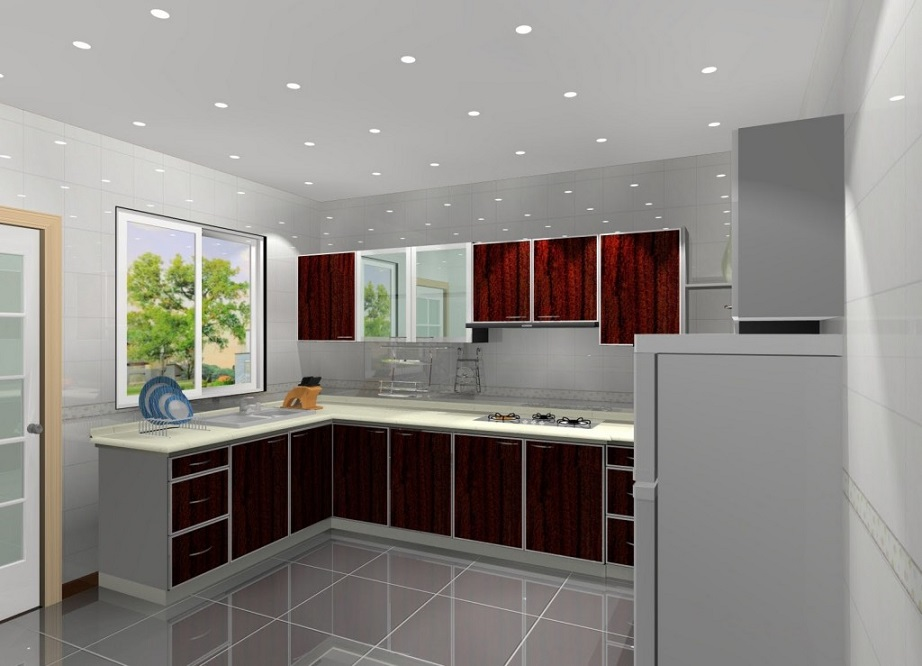 L Shape Kitchen Cabinet Layout Design Id459 Fabulous Kitchen Designs For Your Home Kitchen Designs Interior Design