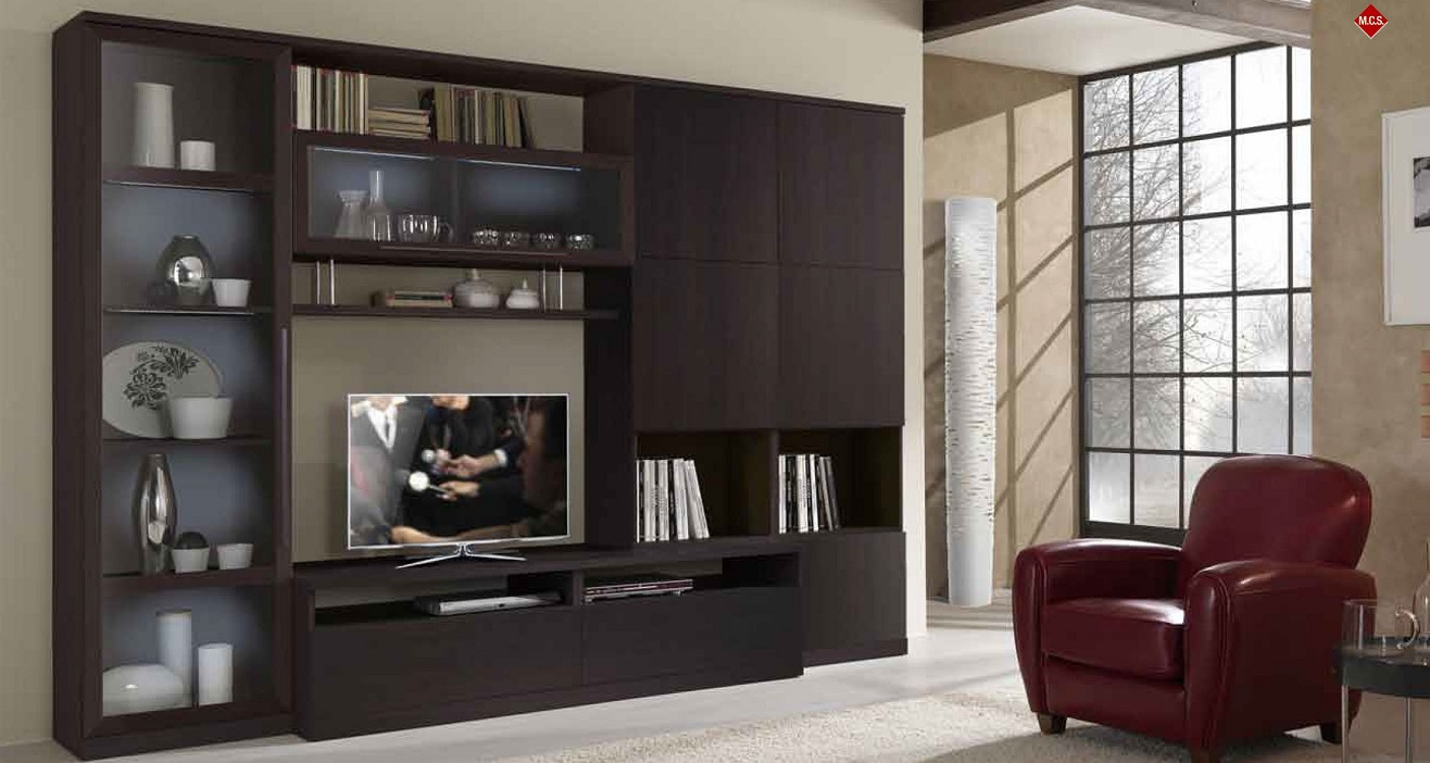 Lcd cabinet and showcase idea design for living room id992 for Lcd cabinet designs for living room