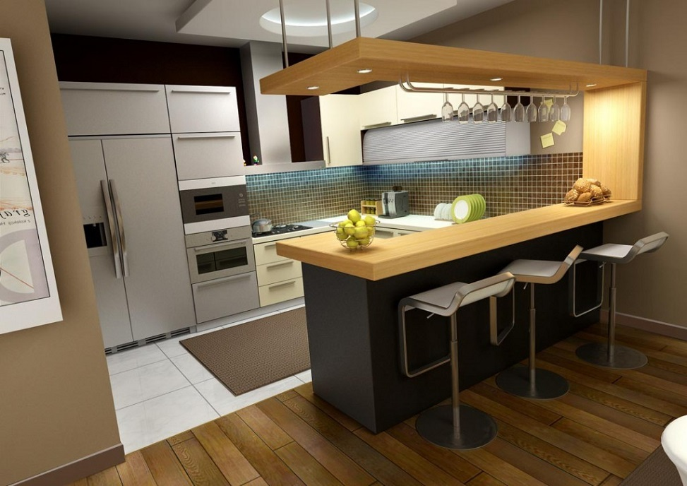 Modern Kitchen Design U Shape modern small u shape kitchen design id475 - fabulous kitchen