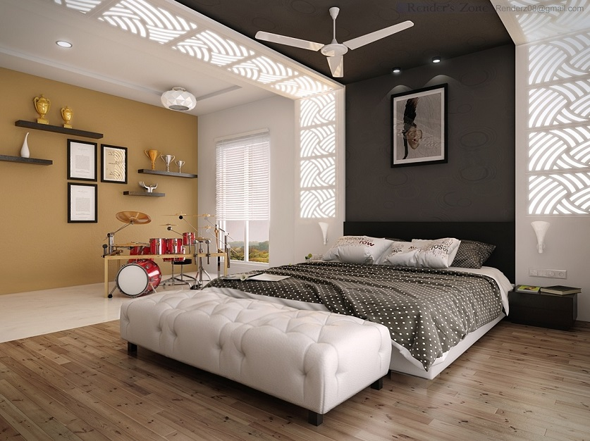 Music Theme Bedroom Design Id75 Modern Bedroom Design Ideas Bedroom Designs Interior Design