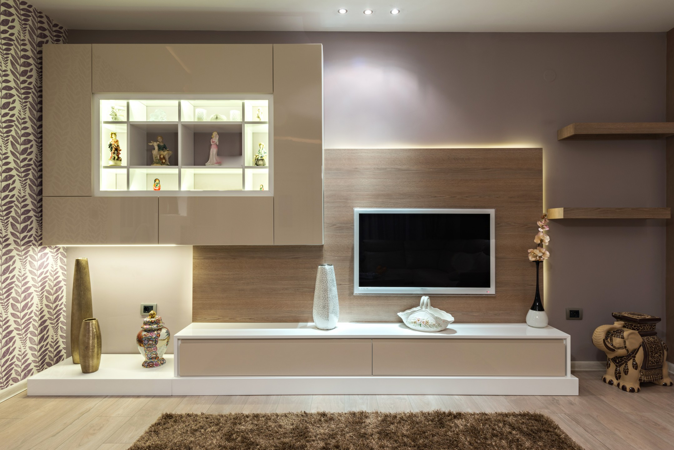 Download New LCD Cabinet Design Idea Image ...