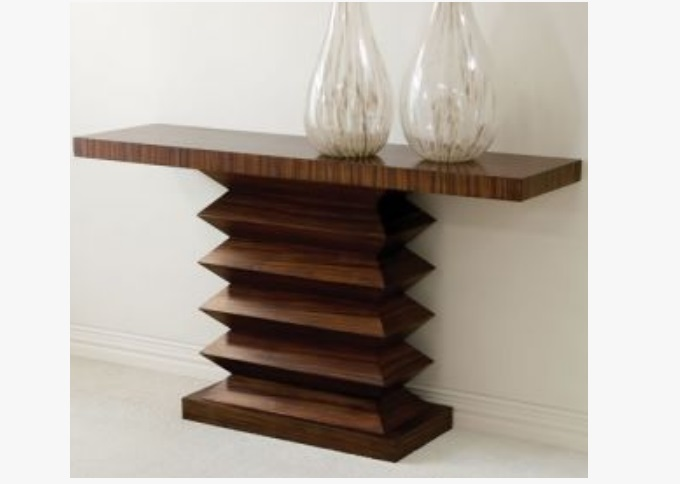 Download Unique Wooden Side Table Design Image ...
