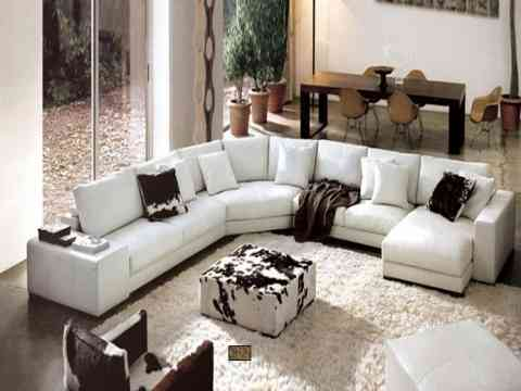 L Shape Sofa Design