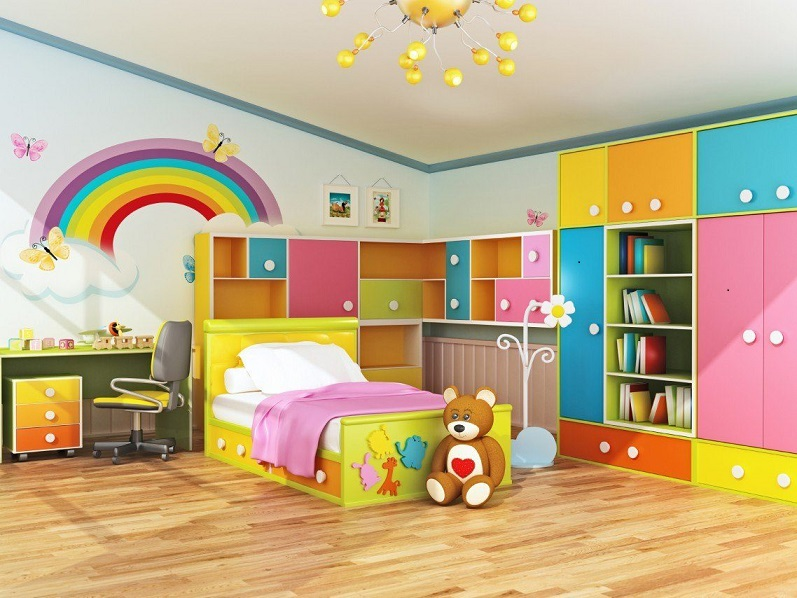 Download Inspiring Kids Room Interior Designs Whatsapp View Image